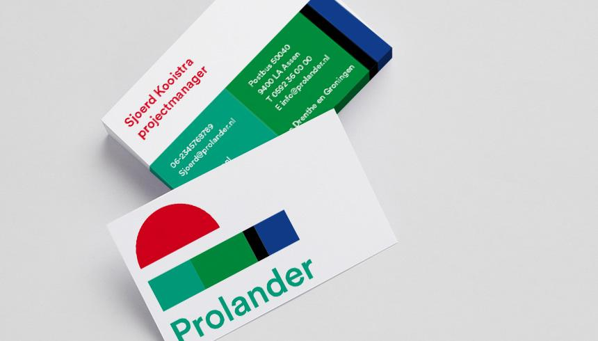 huisstijl Prolander