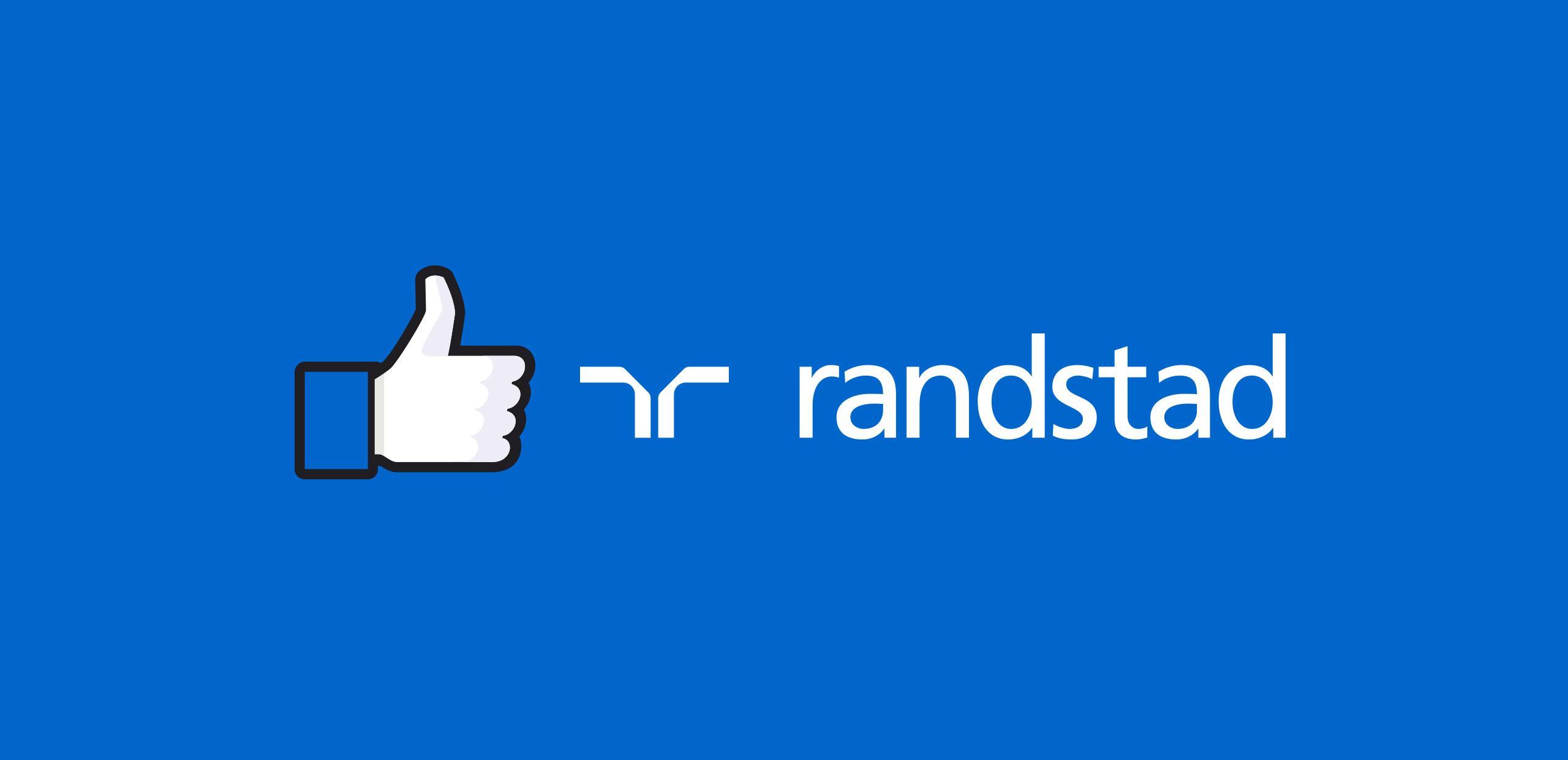 Randstad - Reclamebureau Dizain Aandstad
