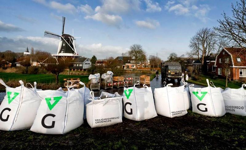 huisstijl Veiligheidsregio Groningen