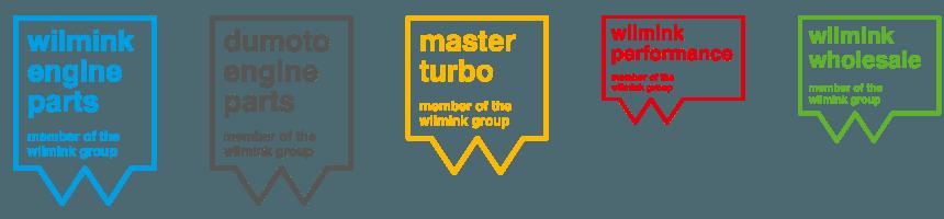 Huisstijl technische groothandel Wilmink Group