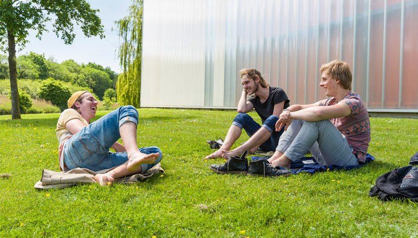 Gebiedscommunicatie Zernike Campus Groningen