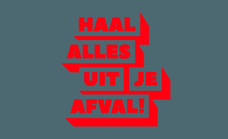 Awareness campagne afvalscheiding gemeente Groningen