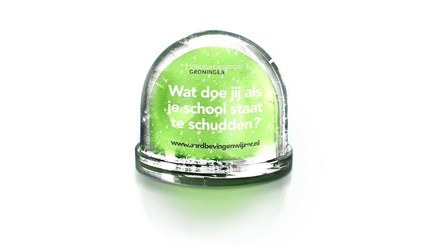Activatie campagne lespakket Veiligheidsregio Groningen